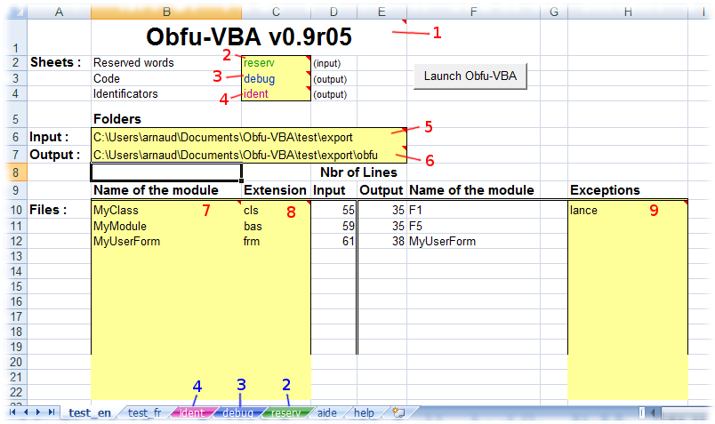 Vba Worksheet Code Module The Best and Most Comprehensive Worksheets – Worksheets Vba